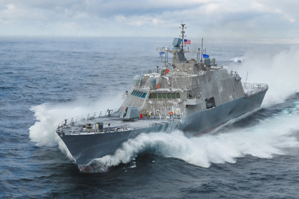 LCS (Littoral combat ships)