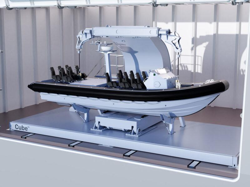 Fast Interceptor Boat System