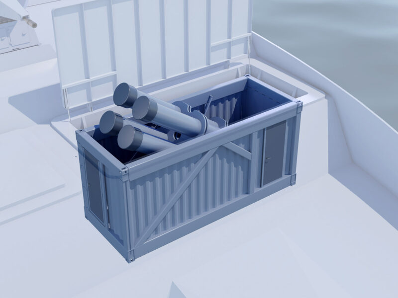 Missile Containerized System