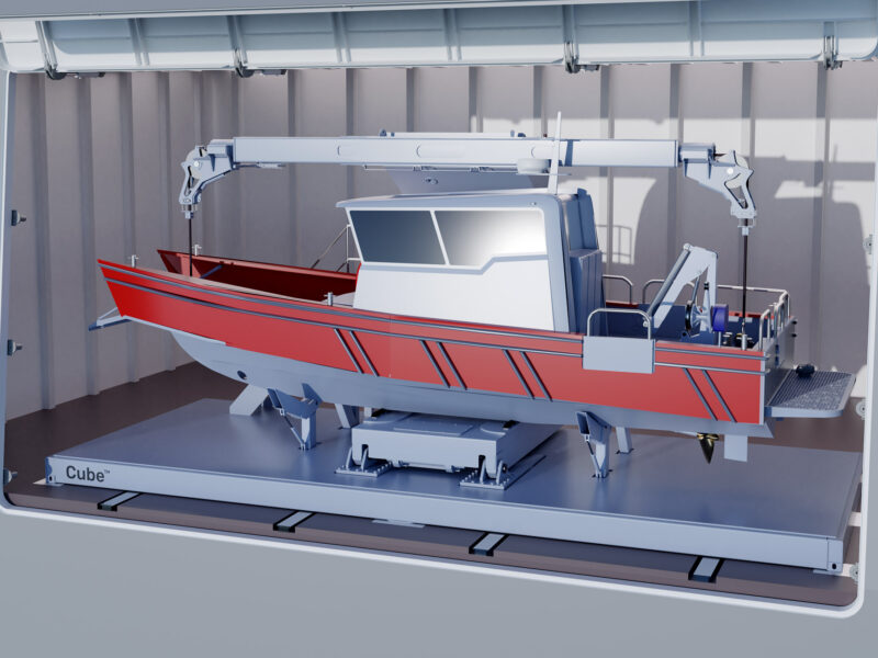 Work Boat System